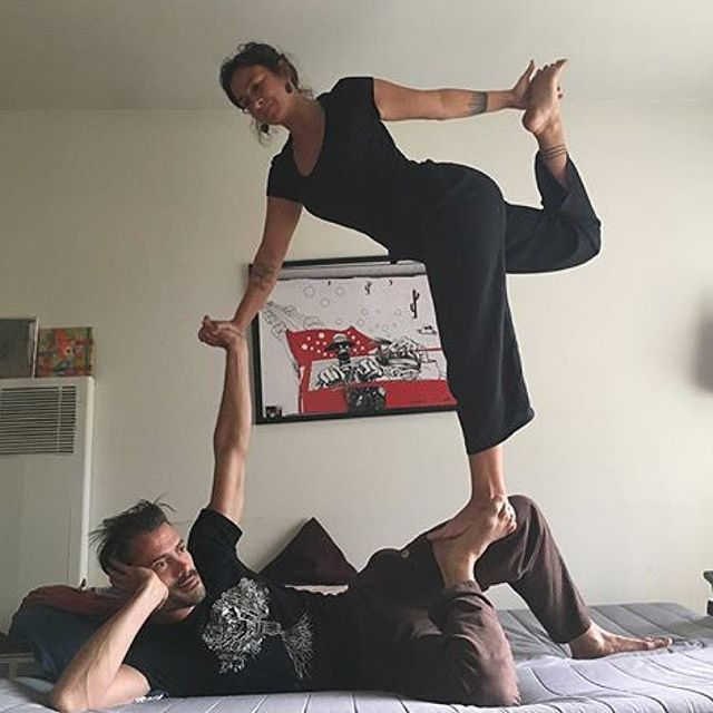 @yosoymilena teaches every Mon/Wed @ 12:30pm and Tues/Thurs @ 4:00pm. Her classes are creative and fun. You might find yourself doing yoga poses that you've never done before! ... #yogateacher #yogastudent #acroyoga #yogalosangeles #losangelesyoga #losangeles #silverlake #yogasilverlake #silverlakeyoga #stillyoga #allstill #yogafun #yogalife #yogalove #dancerpose #getonyourmat @stillyoga