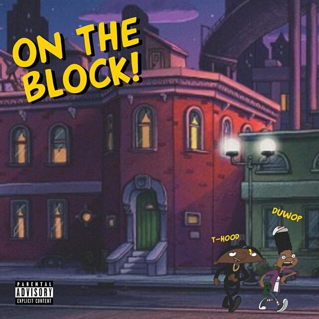 "You know I trap i dont get taxed. Sheesh, T-Hood hit em with a crazy line. Duwop linked up with T-Hood to create a banger called ""On The Block"". The record caught a lot of attention via Soundcloud in the first hour of release. As the momentum of Duwop buzz shifts. It's looking like summer 2017 could really be Duwop year. Check out the record below."