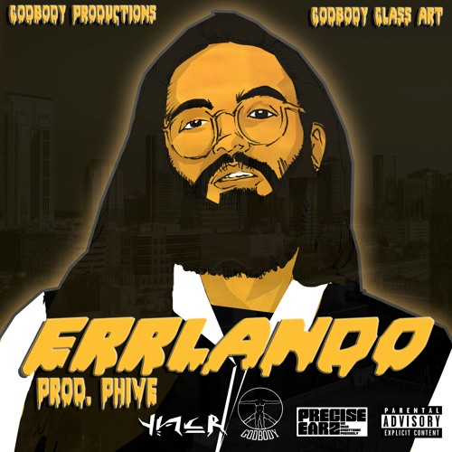 "Phive is ready to set his city on fire. His new record ""Errlando"" is making a wave online. Coming from Orlando, FL the dap scene is big. True smokers can really relate to this one. With Phive creating a buzz. The sky is the limit for Phive career and brand. Check out the record"