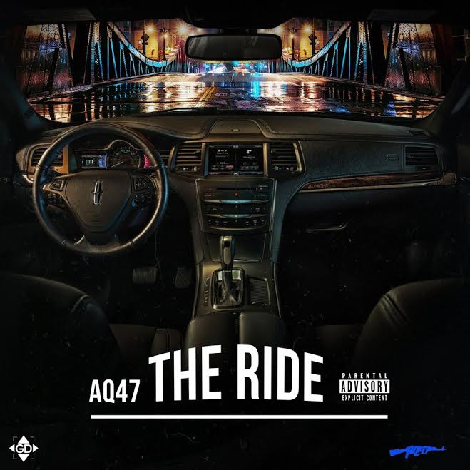 "Introducing North Atlanta Rapper AQ47 and his new record ""The Ride"" This record is very refreshing and eases my mind. He spit facts and it feels the record came from his soul. Check out the record below."