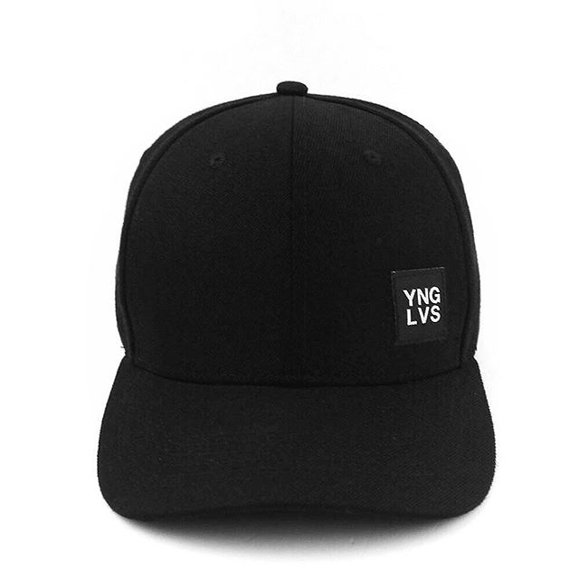. The iconic snapback silhouette re-imagined with our signature design aesthetic. Produced with a premium wool blend. ◼️ . AVAILABLE NOW @ younglovers.co