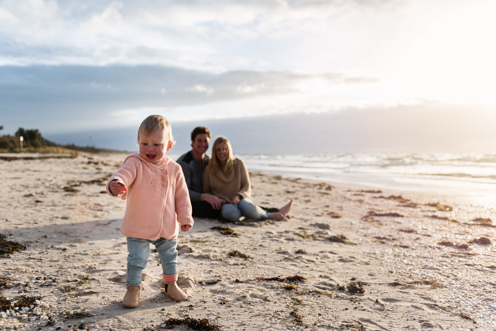 winter | mornington peninsula family photographer | clare kinsey photography