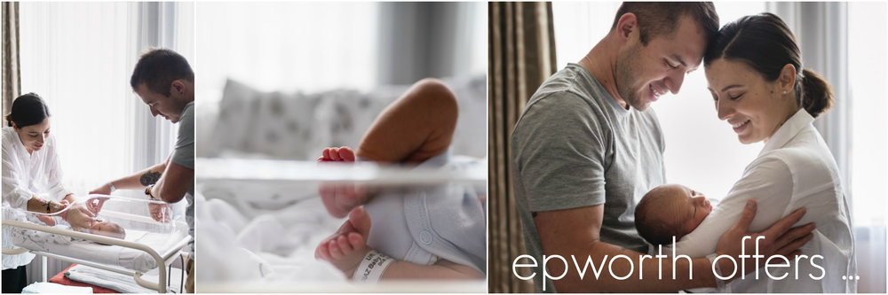 Clare Kinsey Photography - Epworth Offers