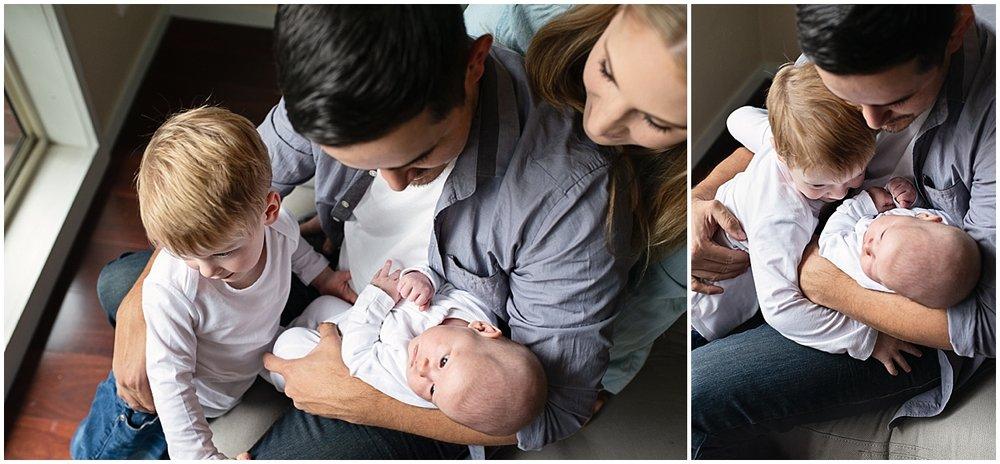 Zac | Melbourne Newborn Photographer | Clare Kinsey Photography