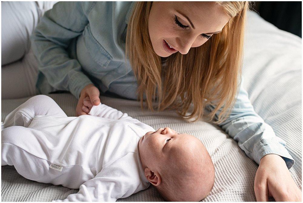 Zac | Melbourne Newborn Photographer | Clare Kinsey Photographer
