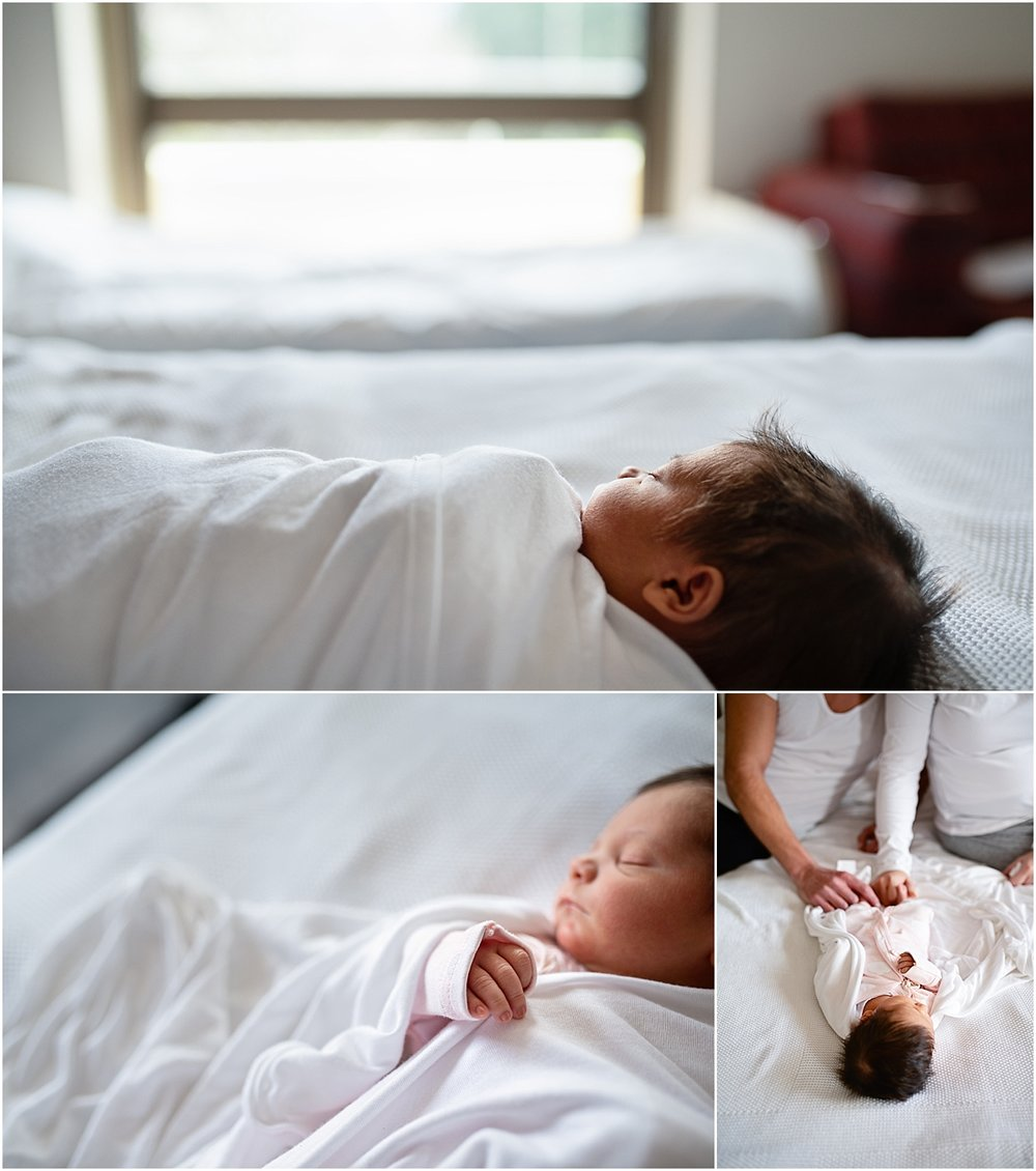 fresh 48 | melbourne newborn lifestyle photographer | clare kinsey