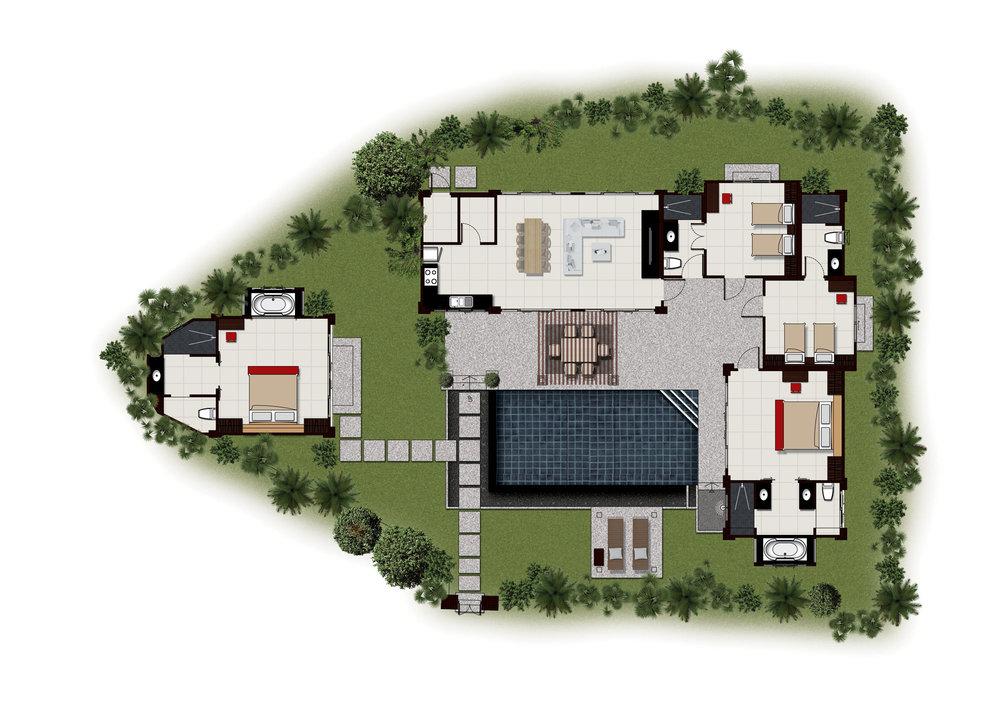 Presidential Pool Villa 4 Bedroom_Floor plan.jpg