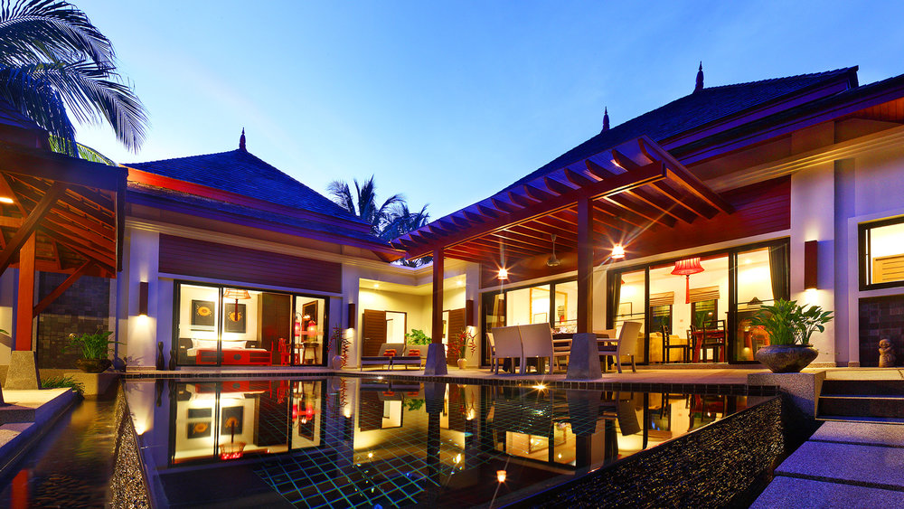 Four Bedroom Private Pool Villa