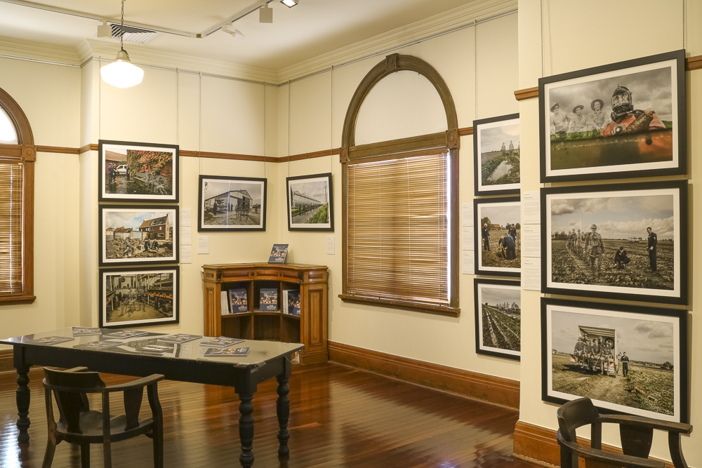 Opened to the public in September 1934, this heritage listed building will generously host the display of  'Recovering The Past'  for ten weeks between December 2018 and March 2019