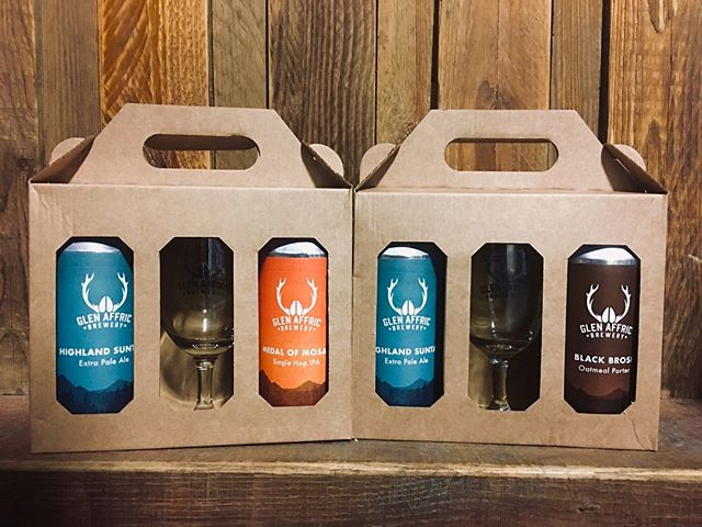 🎄🎁Christmas gift boxes available!🎁🎄 Struggling to find a gift for the beer lover in your life? For just £10 you can get one of our gift boxes with 2 of our beers (pick any from our canned core range) and a half pint glass all in a convenient box to wrap up for Christmas 😁  Available from the Taproom as NOW!!