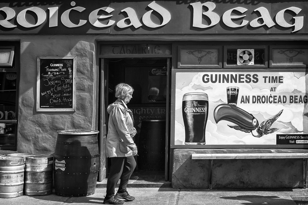 September 2017 - Street Photography in Dingle