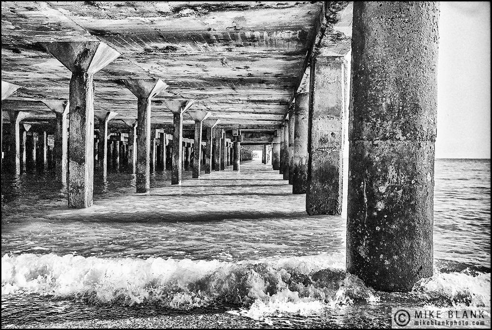 Pier at Clacton-on-Sea, England, 2002