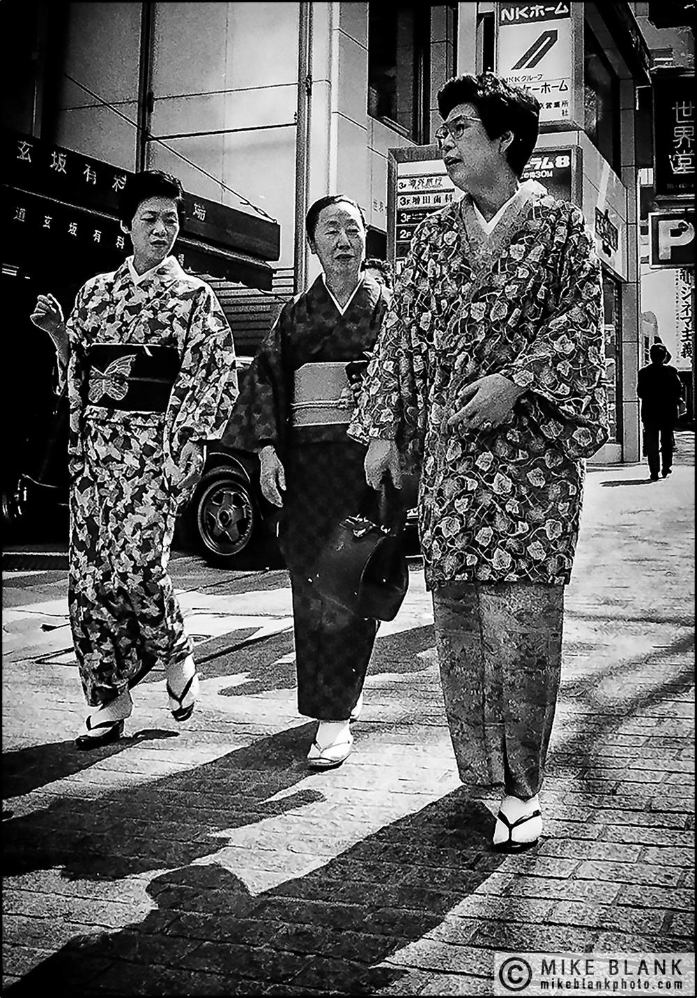 Shibuya, Tokyo, 1991
