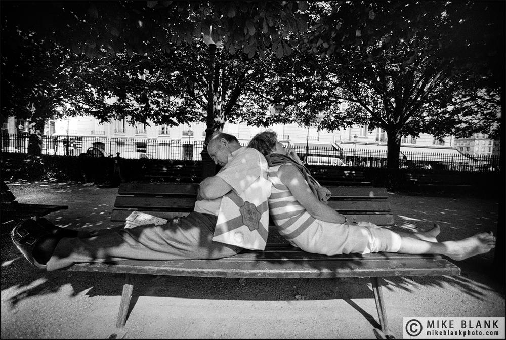 Summer, Paris 2002