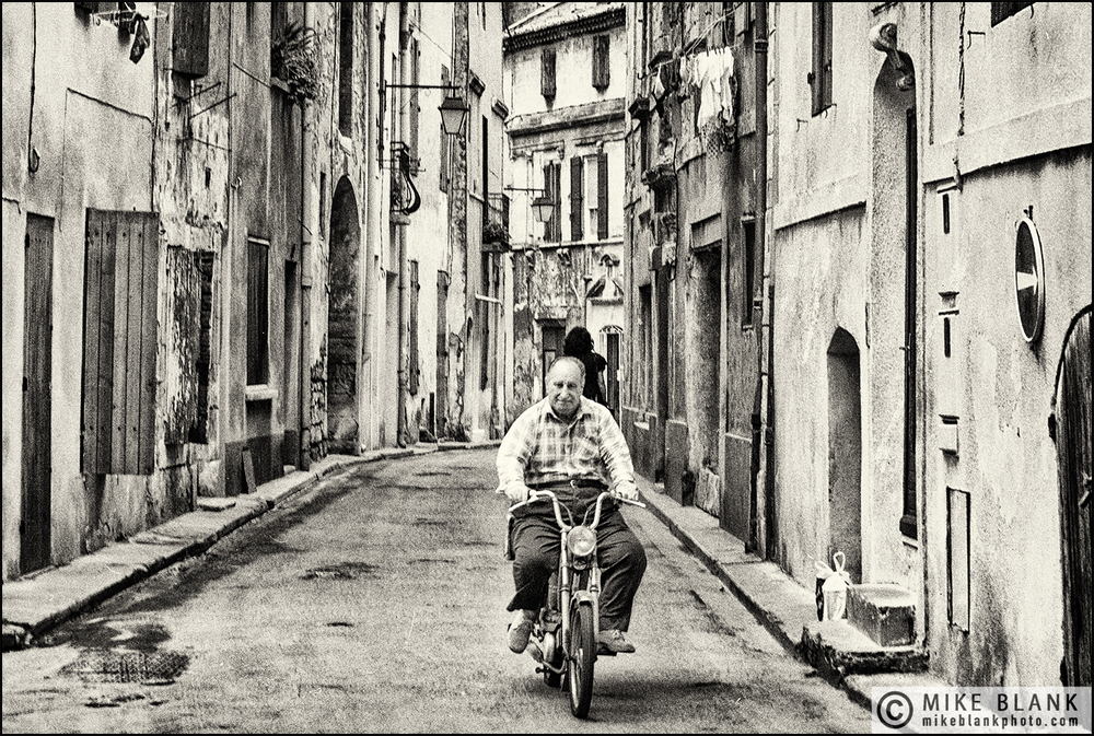 Easy Rider, Saint-Gilles 1988