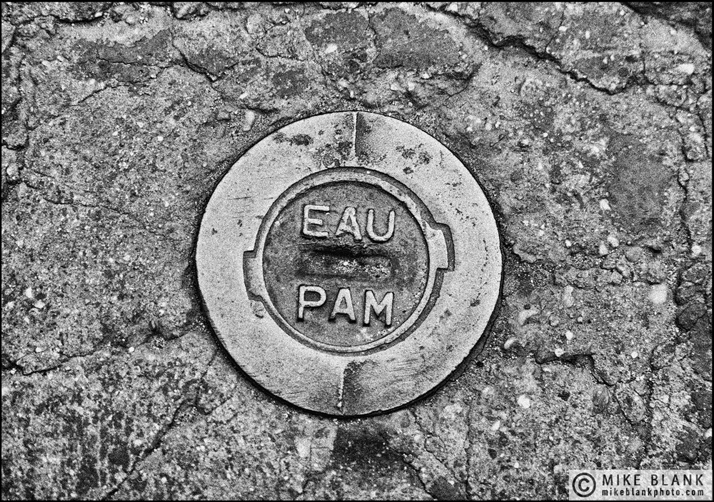 Eau  No. 2, Nice, France 1988