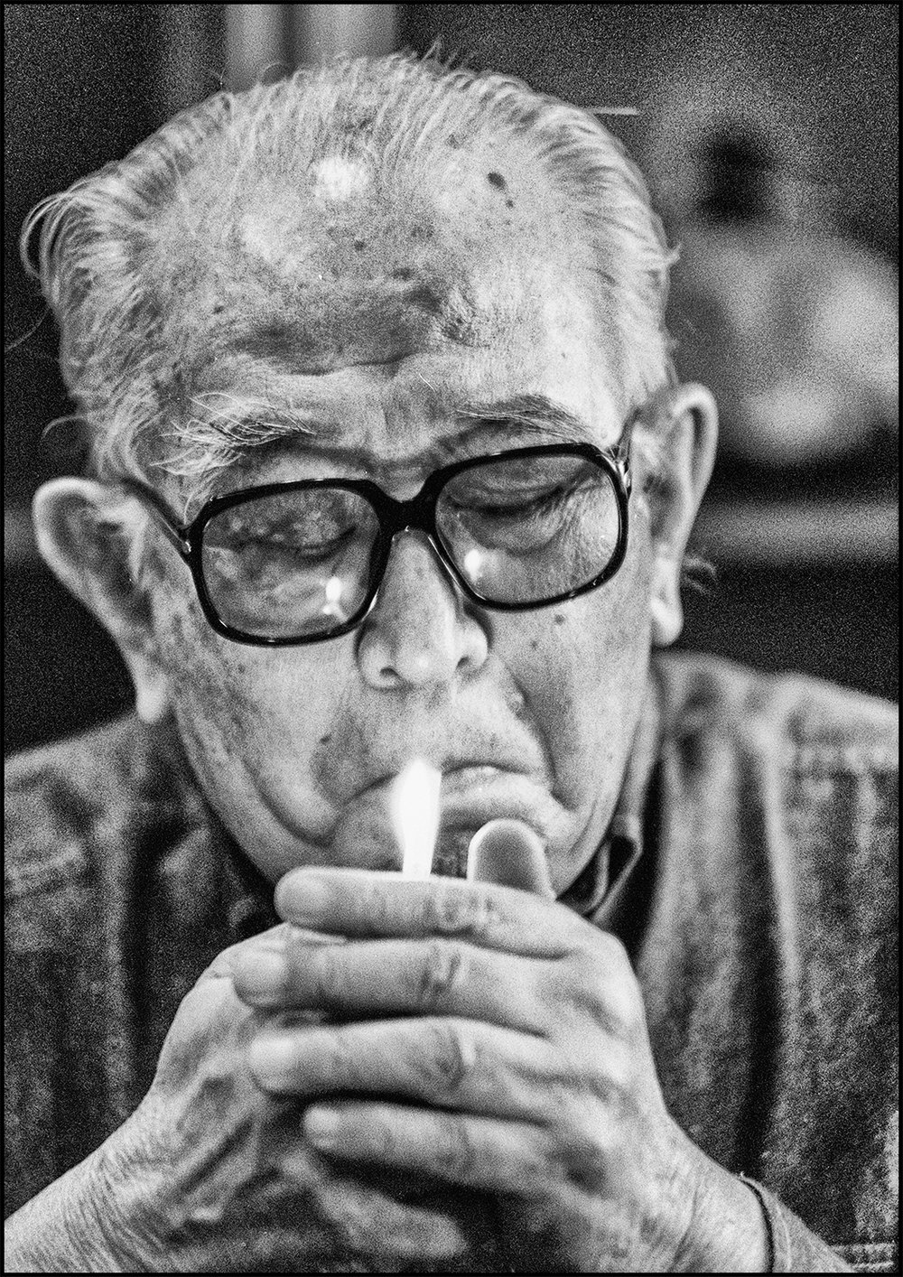 Akira Kurosawa, Tokyo 1991