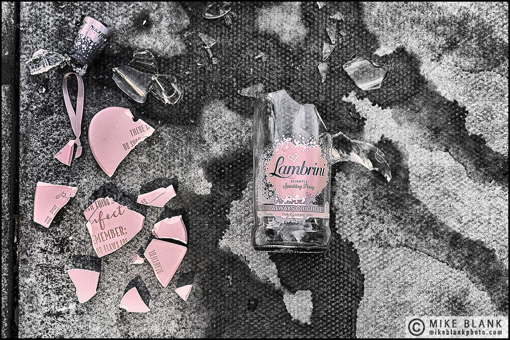 Broken heart, Watford 2016