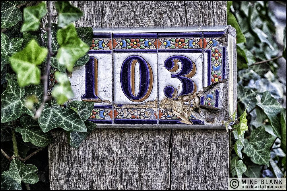 103, London 2016