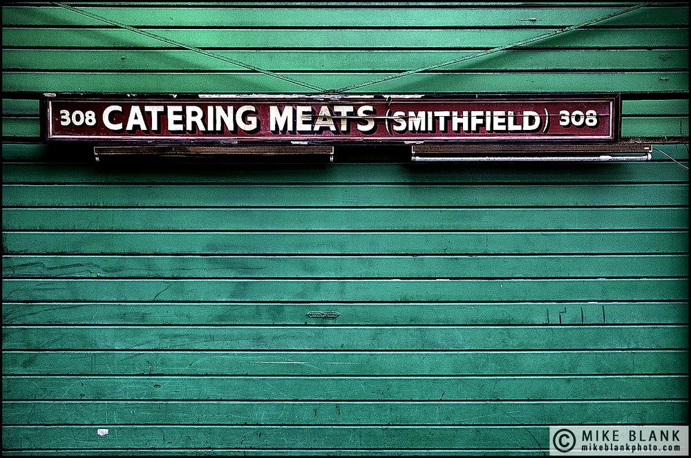 Catering Meats (Smithfield), London 2016