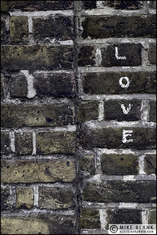Love, London 2016