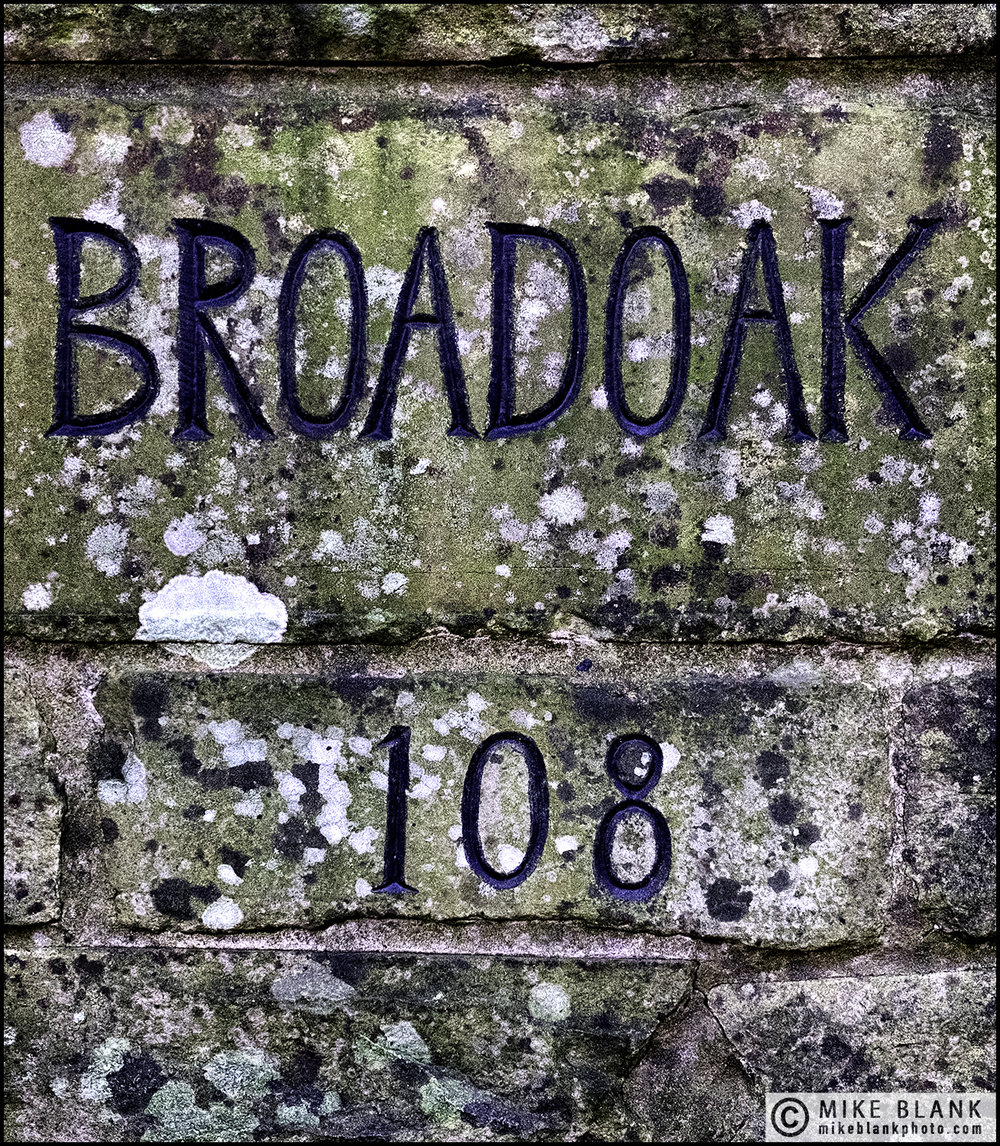 Broadoak 108, Wilmslow 2016