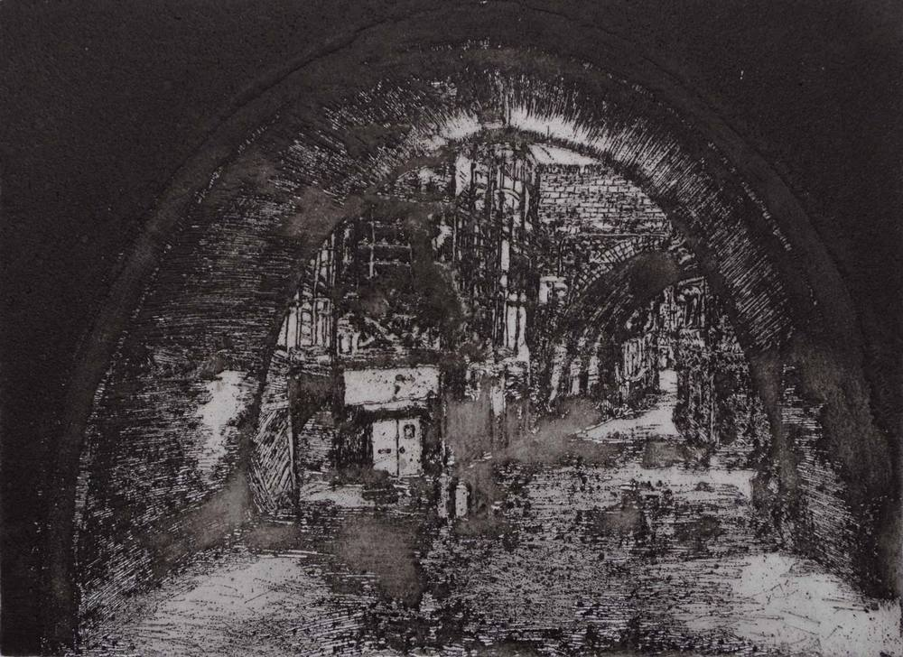 Etching Thomas Moore Peckham Station.jpg