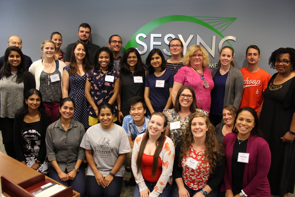 CONSERVE Scholars at SESYNC in Annapolis, MD