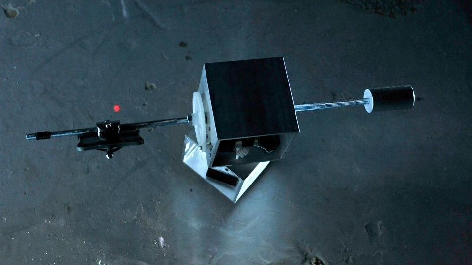 360 degree filming rig, Rio cinema, Dalston.
