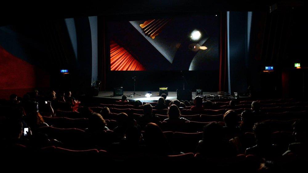 Film screening, Rio Cinema, Dalston.