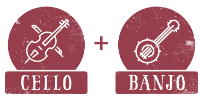 Bow N' Banjo: Cello/Banjo