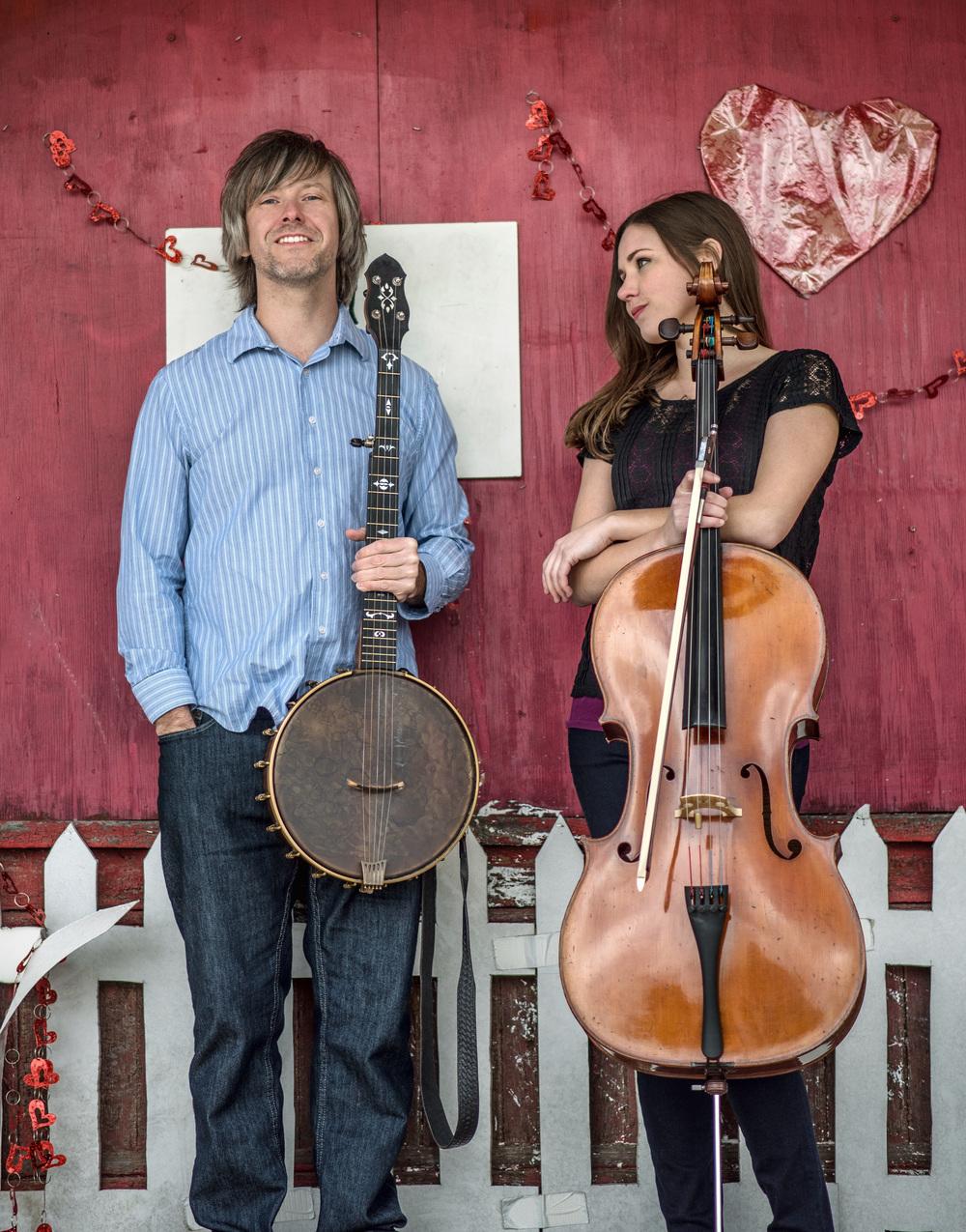 Bow N' Banjo | Erica Ransbottom & Jody Hughes