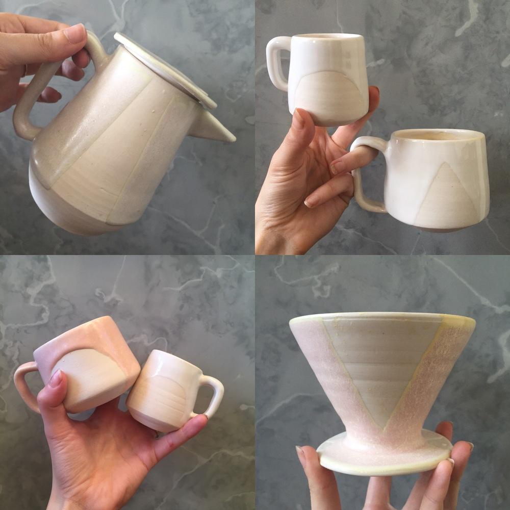 Porcelain Cutout Series