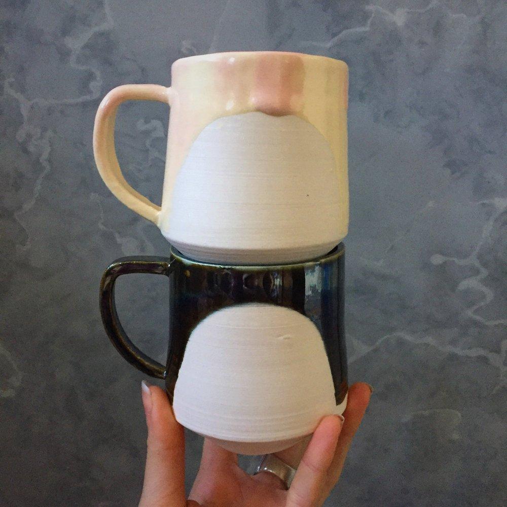 porcelain cut out mugs.JPG