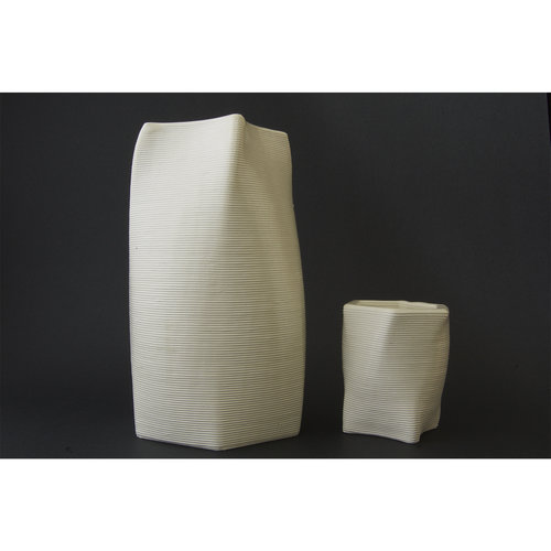 3d Printed Vase Paperclip Pottery