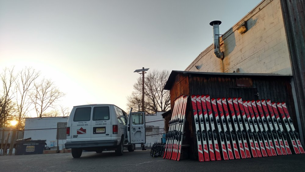 Ski & Snowboard Rentals -