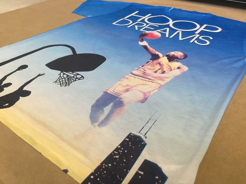 Dye Sublimation Screen Printing