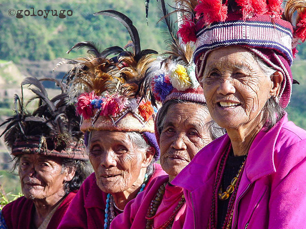 Ifugao Women  Location: Banawe, Philippines