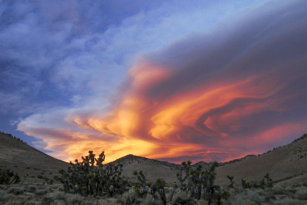 Meteorological Physics  Location: Walker Pass, CA, USA
