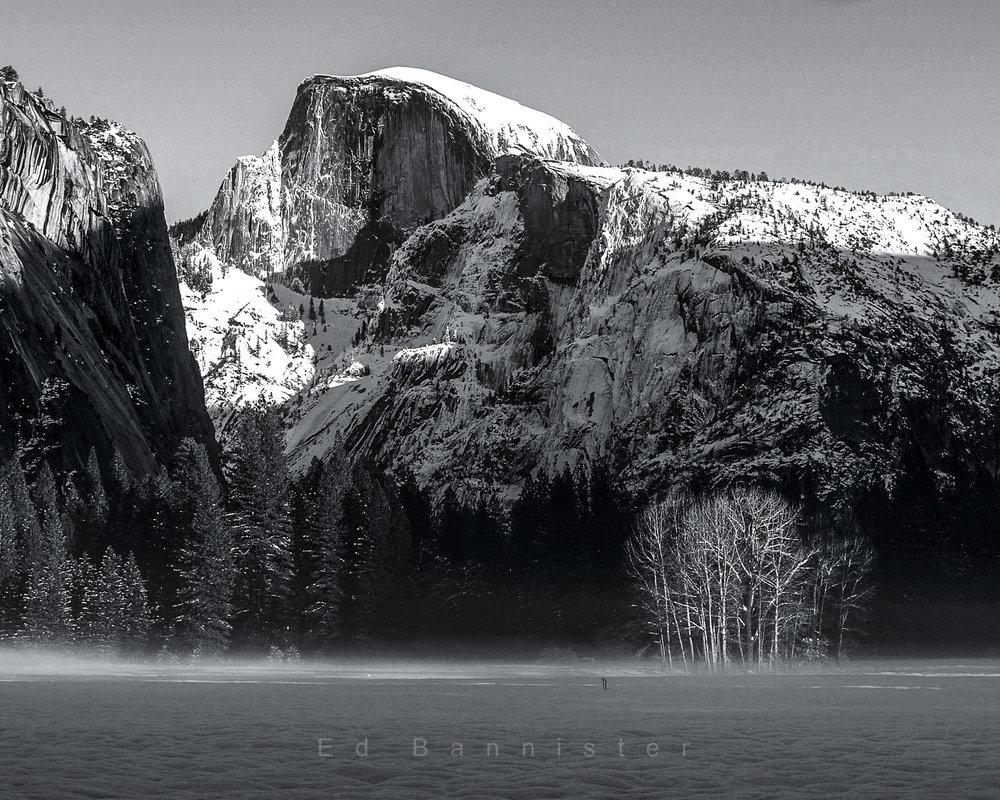 Last Light  Location: Yosemite, CA, USA
