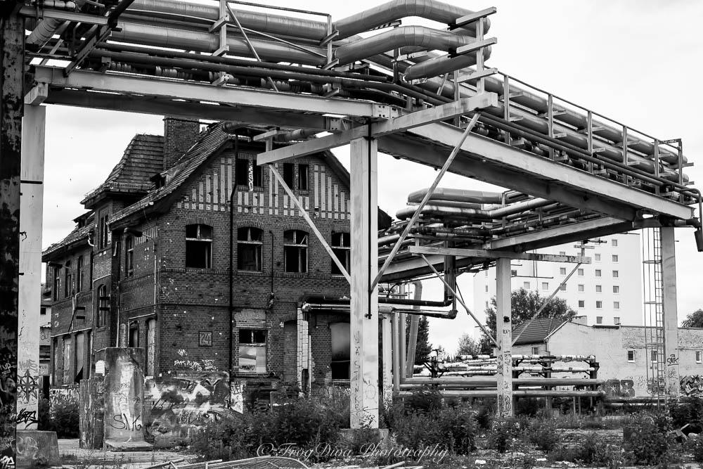 VEB Berliner Metallhütten und Halbzeugwerke in Schöneweide