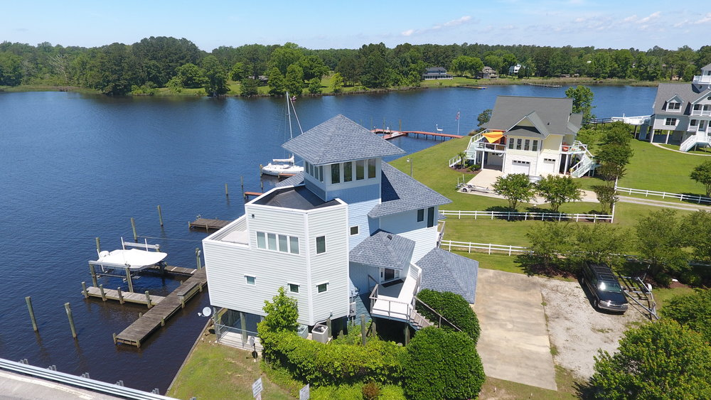 Lake Front Property - We can help you show the whole story.