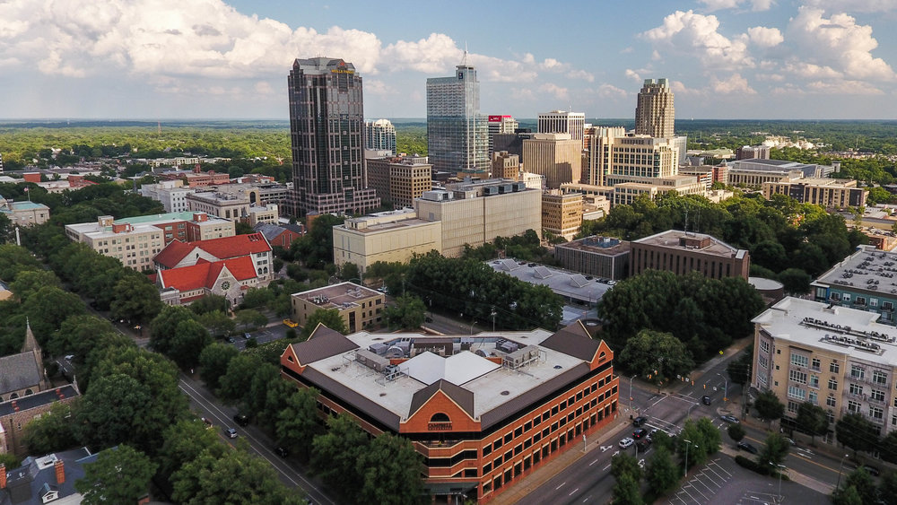 Raleigh, NC - Capture the amazing views behind your Property!