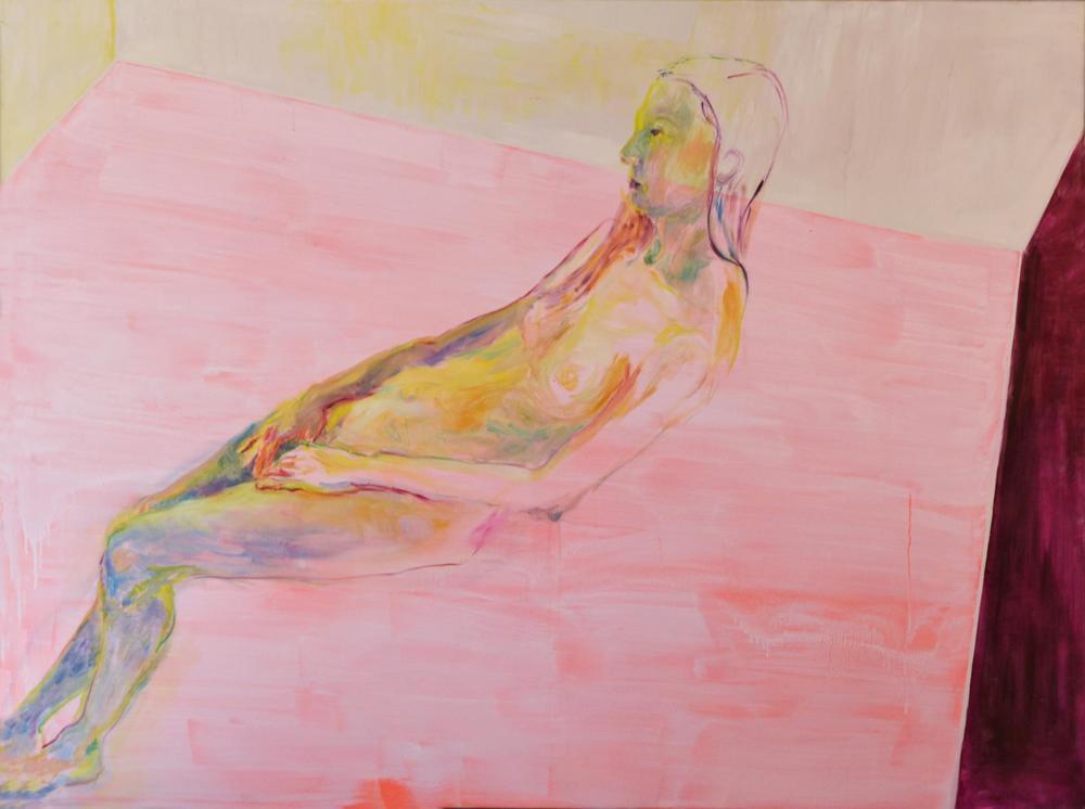 170 x 165cm  oil on canvas