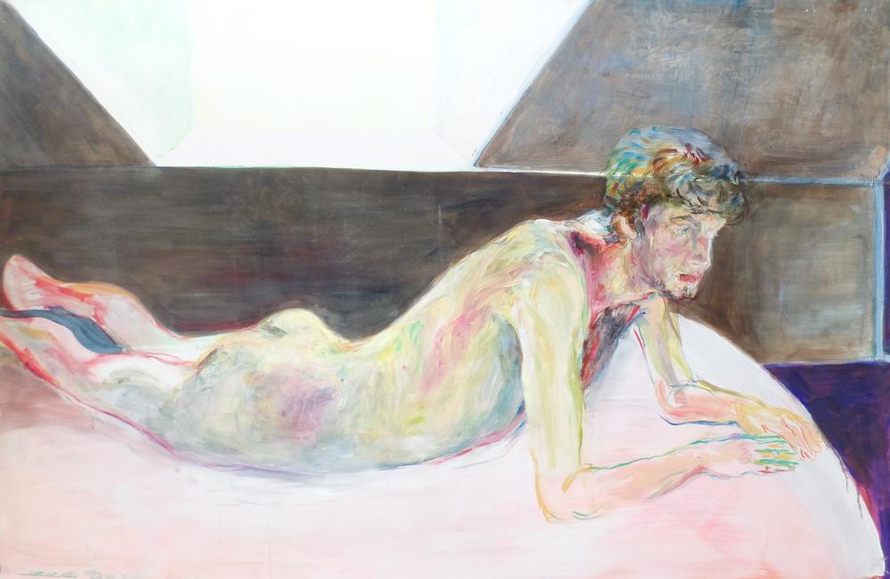 170 x 155 cm  oil on canvas