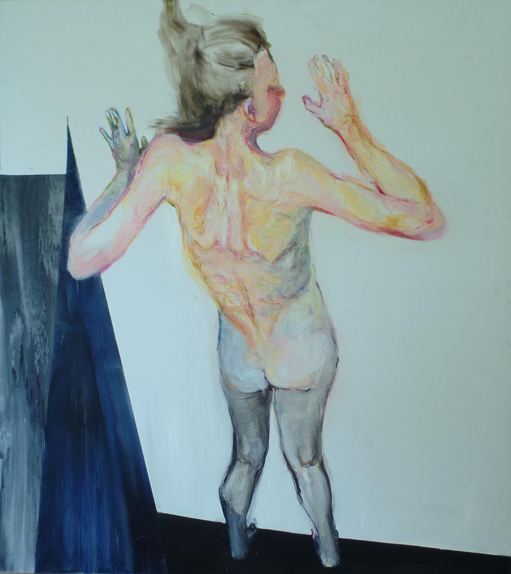 185 x 170cm  oil on canvas