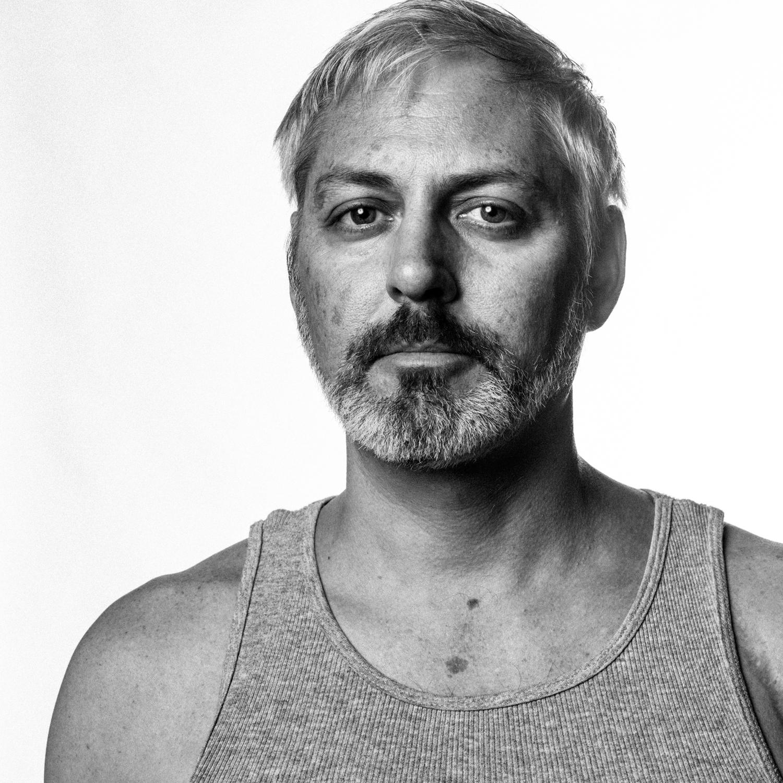 Curt Bonnem photographed at Circle X Theatre