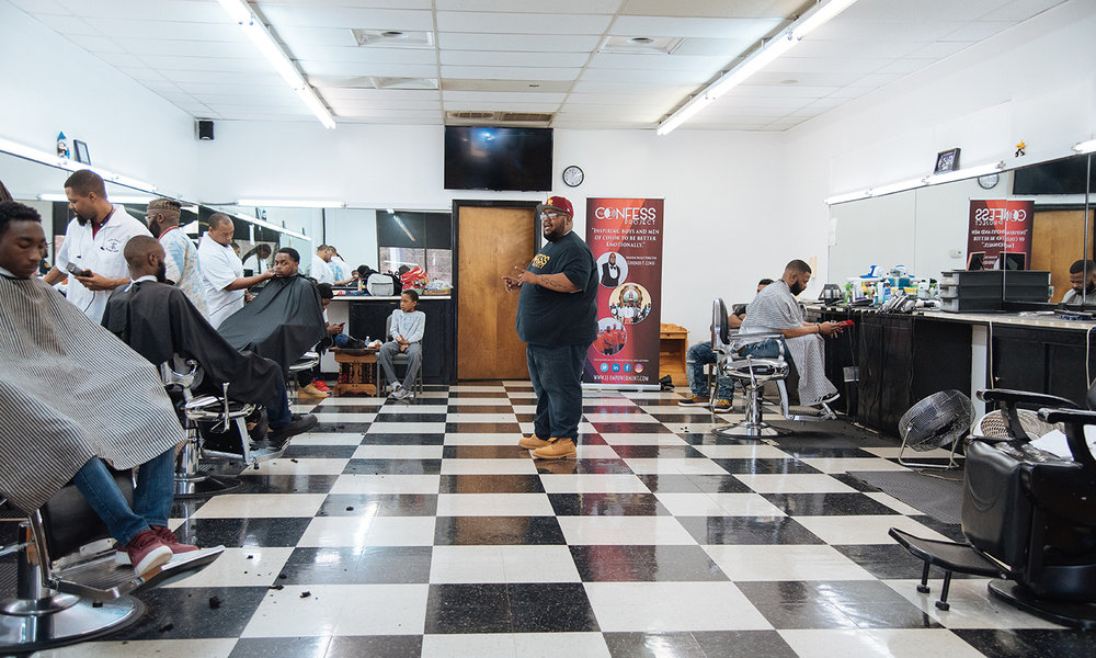 What Is Barbershop Therapy?   YES! Magazine