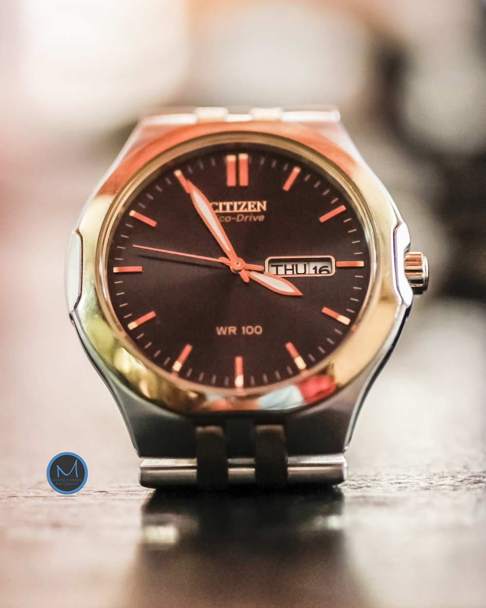 Citizen Watch - Maryse S. Marius Photography