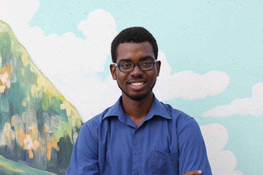 Omar Combie - Saint Lucia, St Lucia